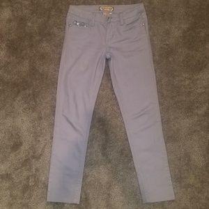 Gray YMI jeans